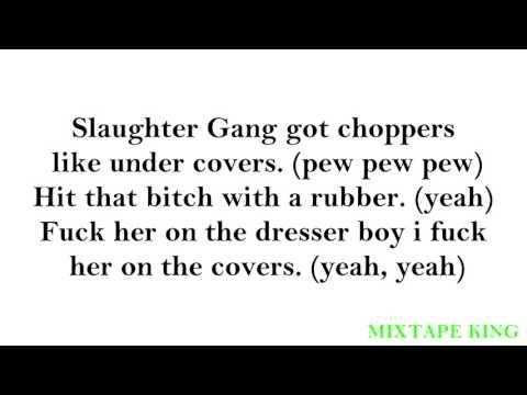 21 Savage Dip Dip Lyrics