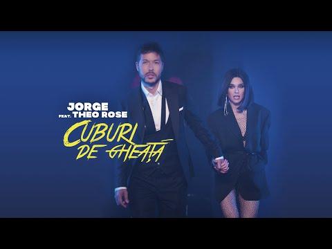 Смотреть клип Jorge Ft. Theo Rose - Cuburi De Gheata