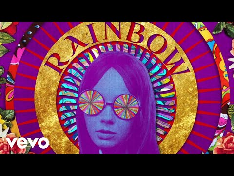 The Rolling Stones - Shes A Rainbow  Lyric