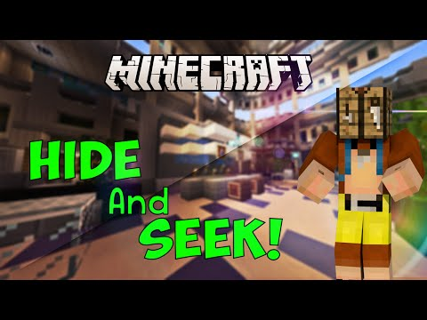 Minecraft mini games hide 39 n 39 seek with venomous company for Hide n seek living room edition