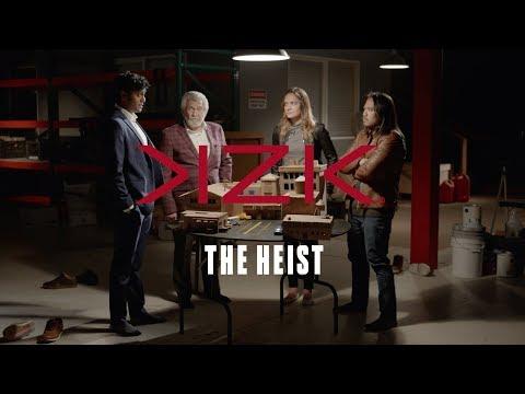 "KIZIK Debuts National Advertising Campaign, ""The Heist"""