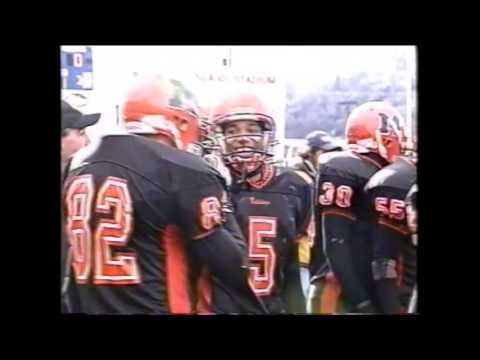 West Virginia State Football AAA Championship - 2003