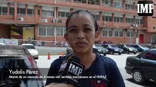 TESTIMONIO Nuevas víctimas por serratia marcescens en el Pediátrico de Barquisimeto
