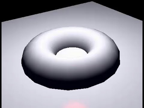 3D Computer Graphics Using OpenGL