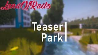 LandOfRails 1.12.2 Teaser   Minecraft Park