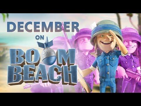 This December On Boom Beach!