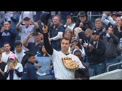 Mark Teixeira's Final Game