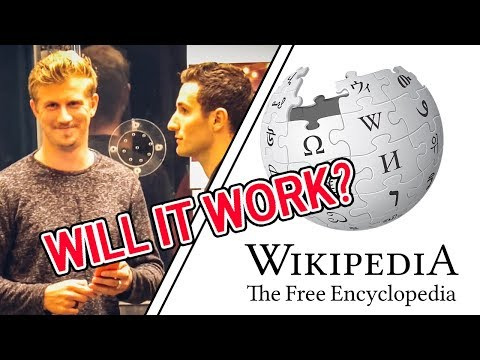 Using WIKIPEDIA to get in BACKSTAGE at a SOLD OUT concert (FAIL)