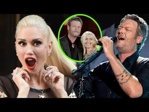 "Blake Shelton shows his love for Gwen Stefani with ""Turnin' Me On"""