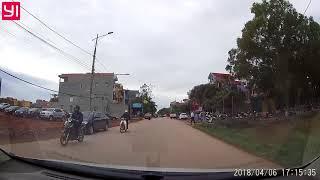 QL31 đi qua Dĩnh Trì, Bắc Giang
