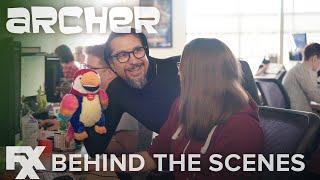 Archer | Inside Season 9: Making Archer (Part Three) | FXX