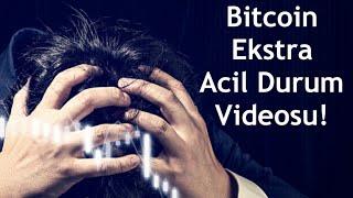 #Bitcoin Analiz - Cok Acil Durum Videosu! Nakite Gectim! Btc Teknik Analiz Forex