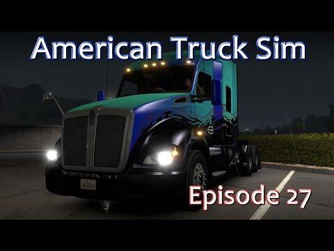 American Truck Simulator - episode 27 - Special Colorado Edition