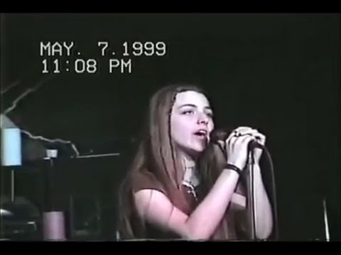 Evanescence Live at Vino's Bar Little Rock, AR  1999 Full Show RARE