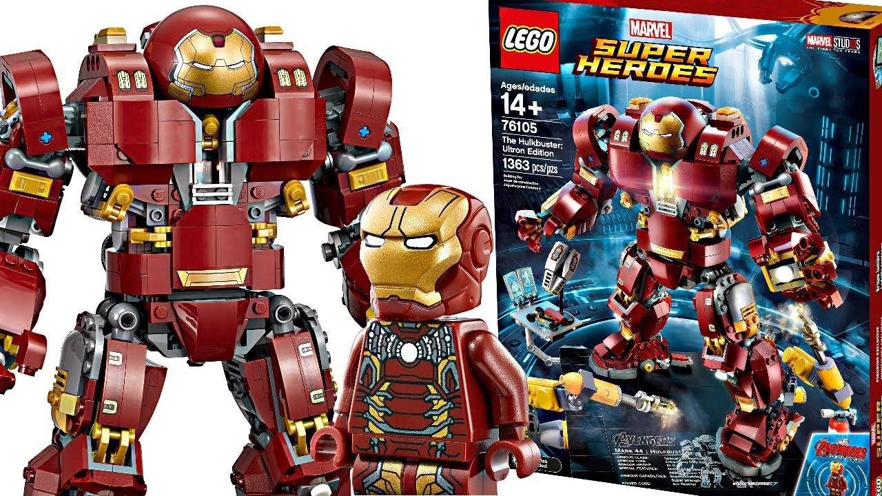 So many BAD choices - LEGO UCS Hulkbuster 2018 set ...
