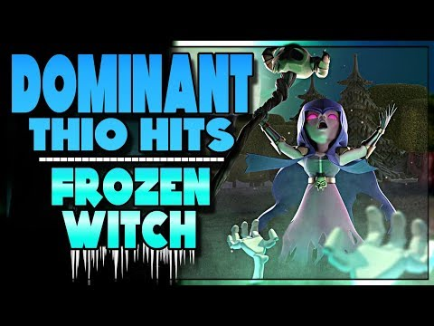 3 of the MOST EXCITING TH10 Attack Strategies | Frozen Witch | Clash of Clans