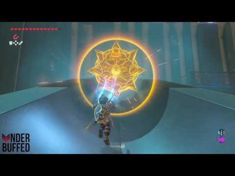 [Zelda BotW] Hidden Shrine - Shora Hah Shrine Guide (All Chests)
