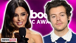 Addison Rae OUTRAGES Harry Styles Fans By Accepting His BBMA Award!