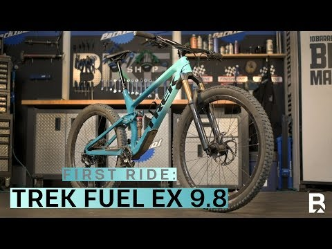 First Ride: 2020 Trek Fuel EX 9.9 X01