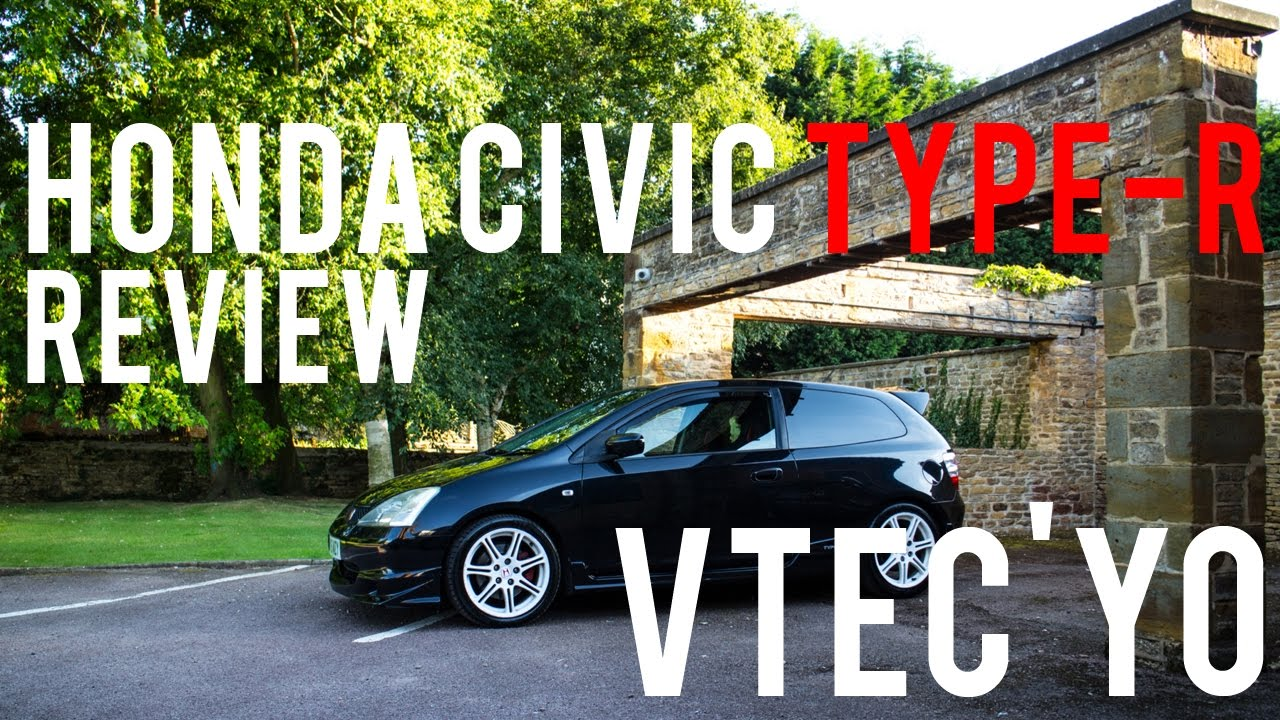 Honda Civic EP3 Type-R JDMfresh Review - YouTube