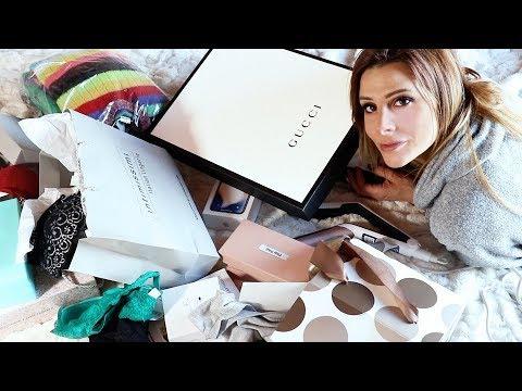 TUTTI I MIEI REGALI DI NATALE - Vlog martedì 23 Gennaio 2018
