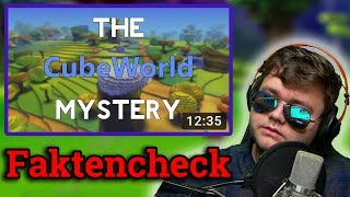 "Analyse/Reaktion | ""The Mystery of Cube World"" 