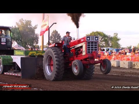 Tractor/Truck Pulls! 2018 Mount Pleasant Pull WMPullers