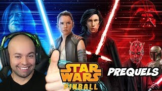 New Star Wars Pinball Game Review and Livestream