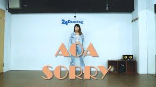에이오에이(AOA) SORRY 댄스커버 dance cover  by LING from TAIWAN