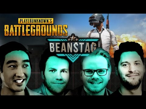 Players Unknown Battlegrrounds | Beanstag #012 | Let's Play Players Unknown Battlegrrounds