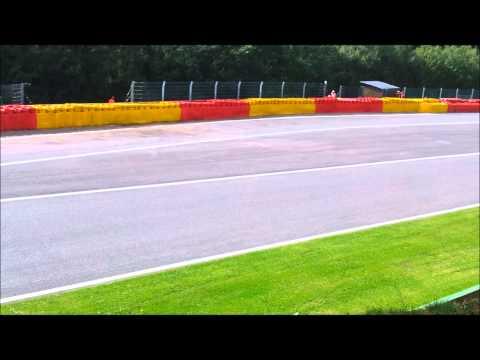 F1 Qualif + Course - SPA 2012