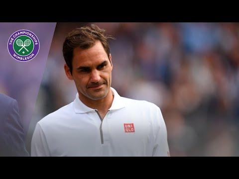 Roger Federer Wimbledon 2019 Runner-Up Speech