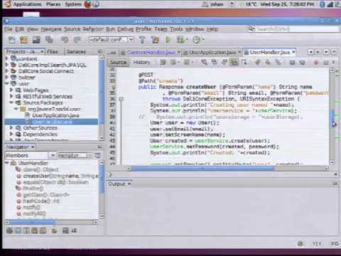 Building Social Software on Top of Java EE 7 with DaliCore