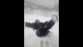 Bolu Abant Gölü Tabiat Parkı Kar Keyfim