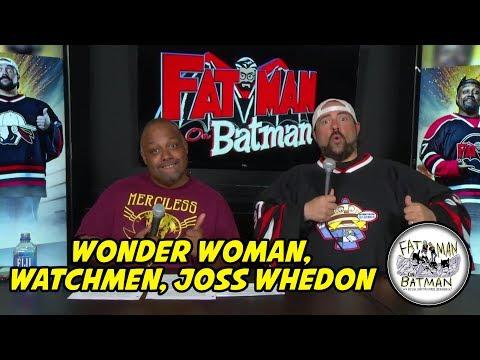 WONDER WOMAN, WATCHMEN, JOSS WHEDON