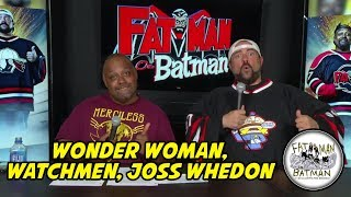 WONDER WOMAN, WATCHMEN, JOSS WHEDON