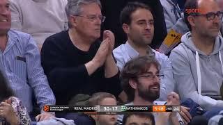 Ρεάλ Μαδρίτης-Παναθηναϊκός 78-63 (Hl)