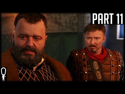 MASSACRE- Kingdom Come Deliverance - Part 11 Gameplay Lets P