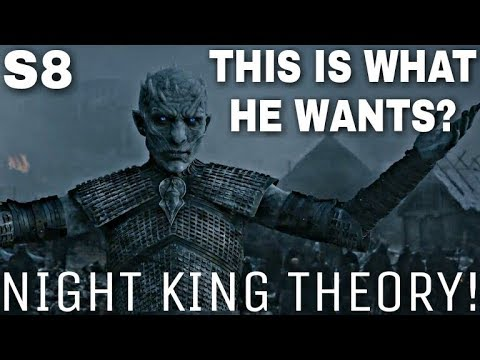 This Crazy Night King Theory Might Be True! - Game of Thrones Season 8 (End Game Theory)
