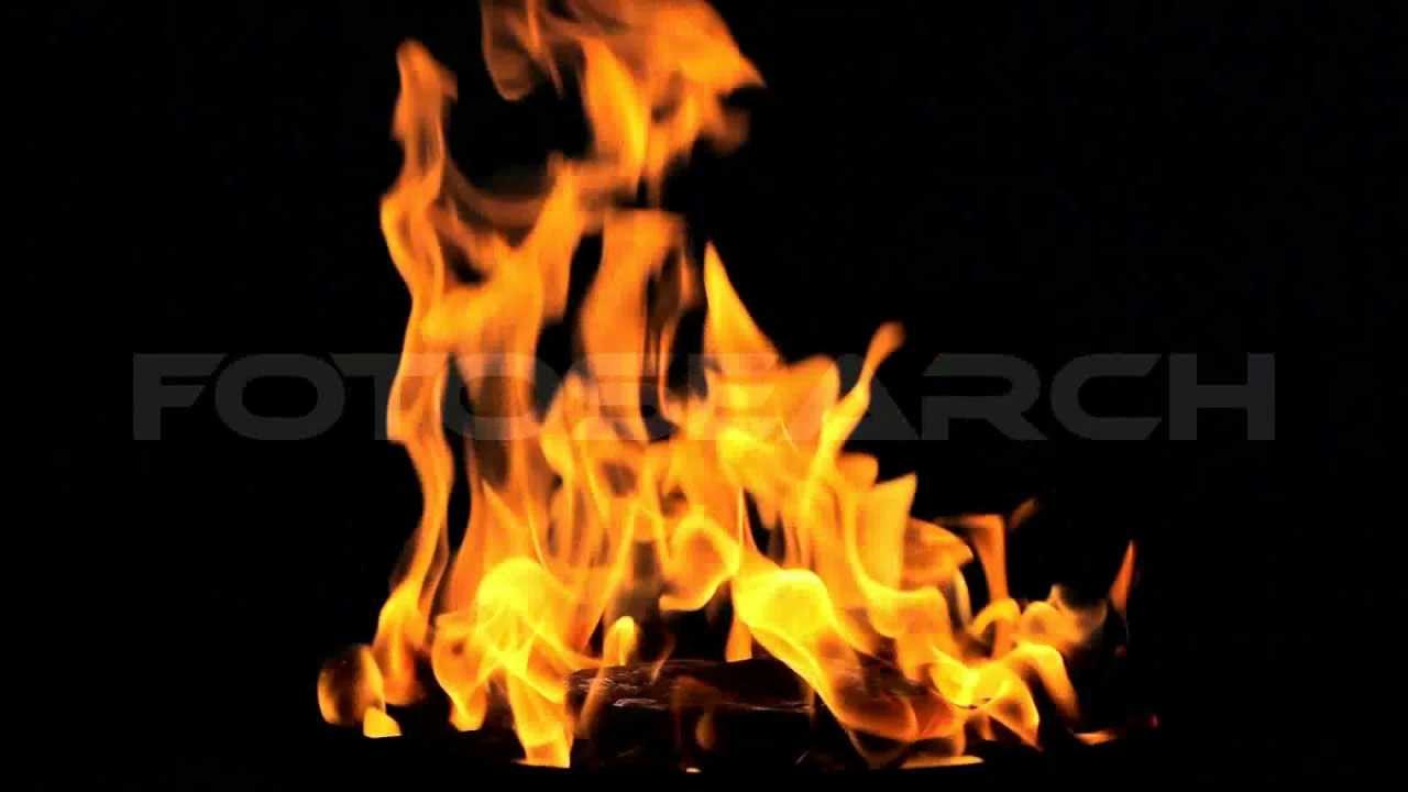 chamas de fogo YouTube