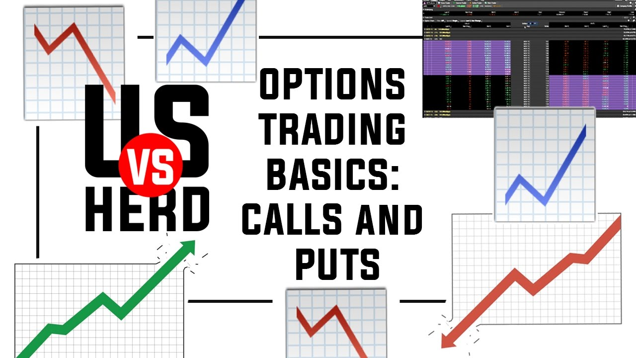 Trading call options video