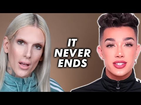Jeffree Star SHADES James Charles and Drama Channels Won't Cover It | The Rewired Soul thumbnail