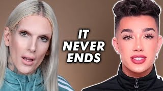 Jeffree Star SHADES James Charles and Drama Channels Won't Cover It | The Rewired Soul