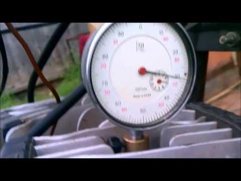 Ява 634 6v БСЗ оптический датчик. - YouTube