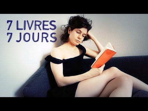 LIRE À LA FOLIE ! #booktubeathon | solangeteparle