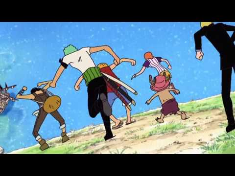 One Piece ED 08 - Shining ray (TV Size Instrumental) (HD)