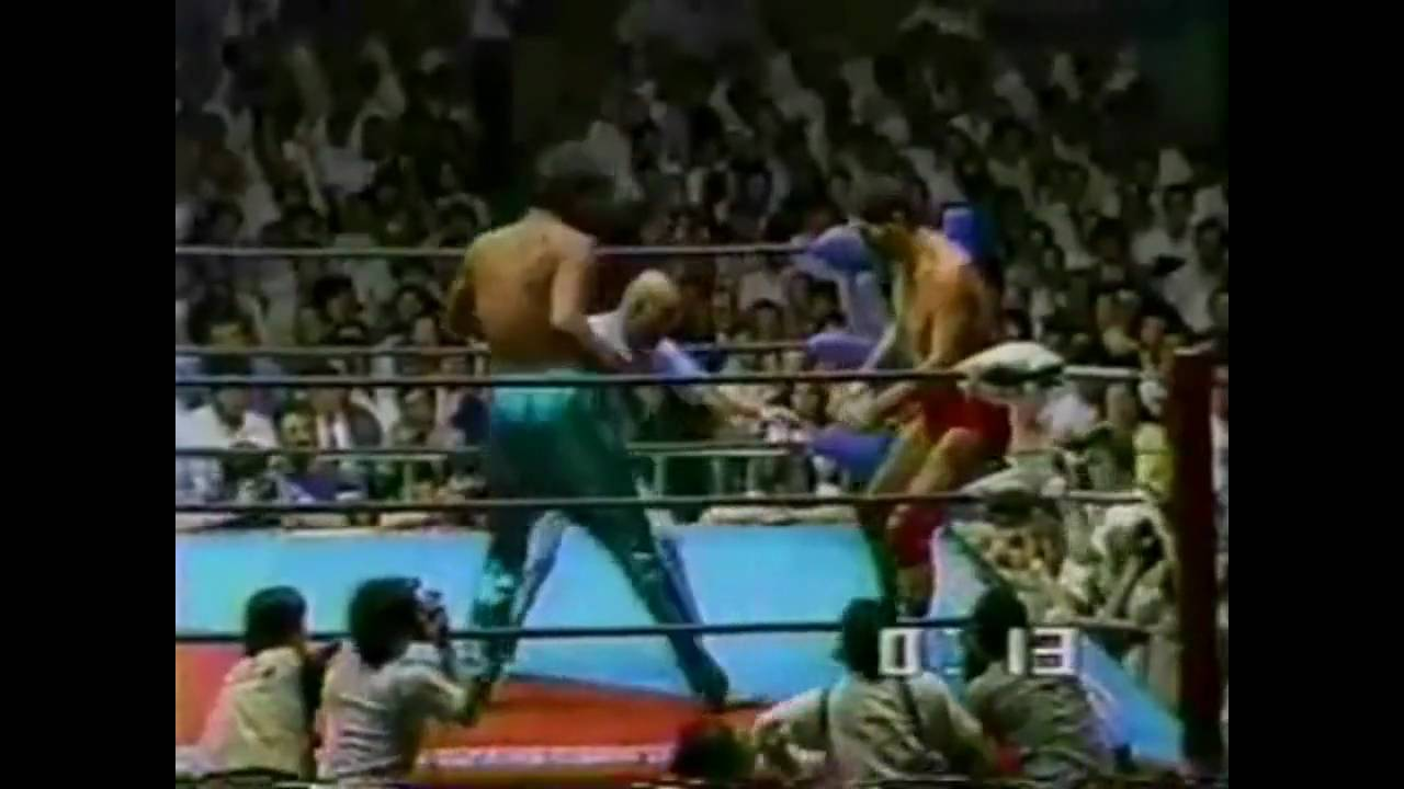 Raja Lion - Worst Professional Wrestler ever?