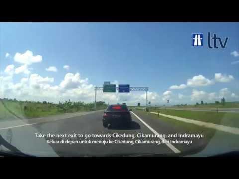 Jalan Tol Trans Jawa - Trans Java Toll Road (Jakarta-Cikopo-Palimanan-Kanci-Brebes)