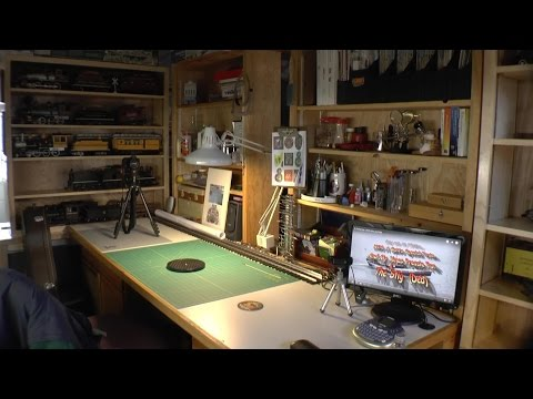Final Video On The Model Shop
