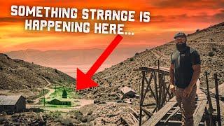 This TikTok Famous Ghost Town Has Some Crazy Secrets 🏜🌵 (Cerro Gordo Pt 1)